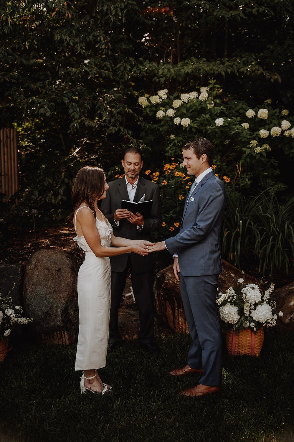 Elopement at the Lake Placid Stagecoach Inn