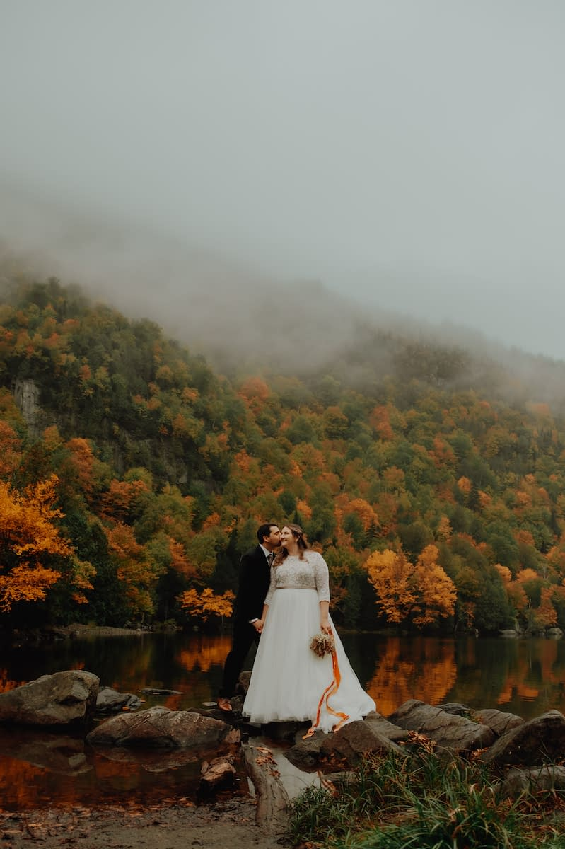 NY Elopement package including photography, planning, officiating