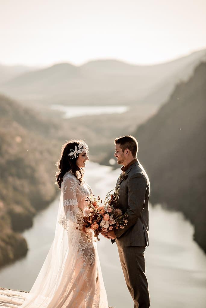 Upstate New York wedding dress