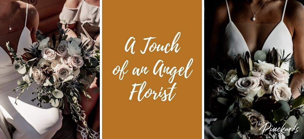 A touch of an Angel Florist - amazing wedding florist in the Adirondacks