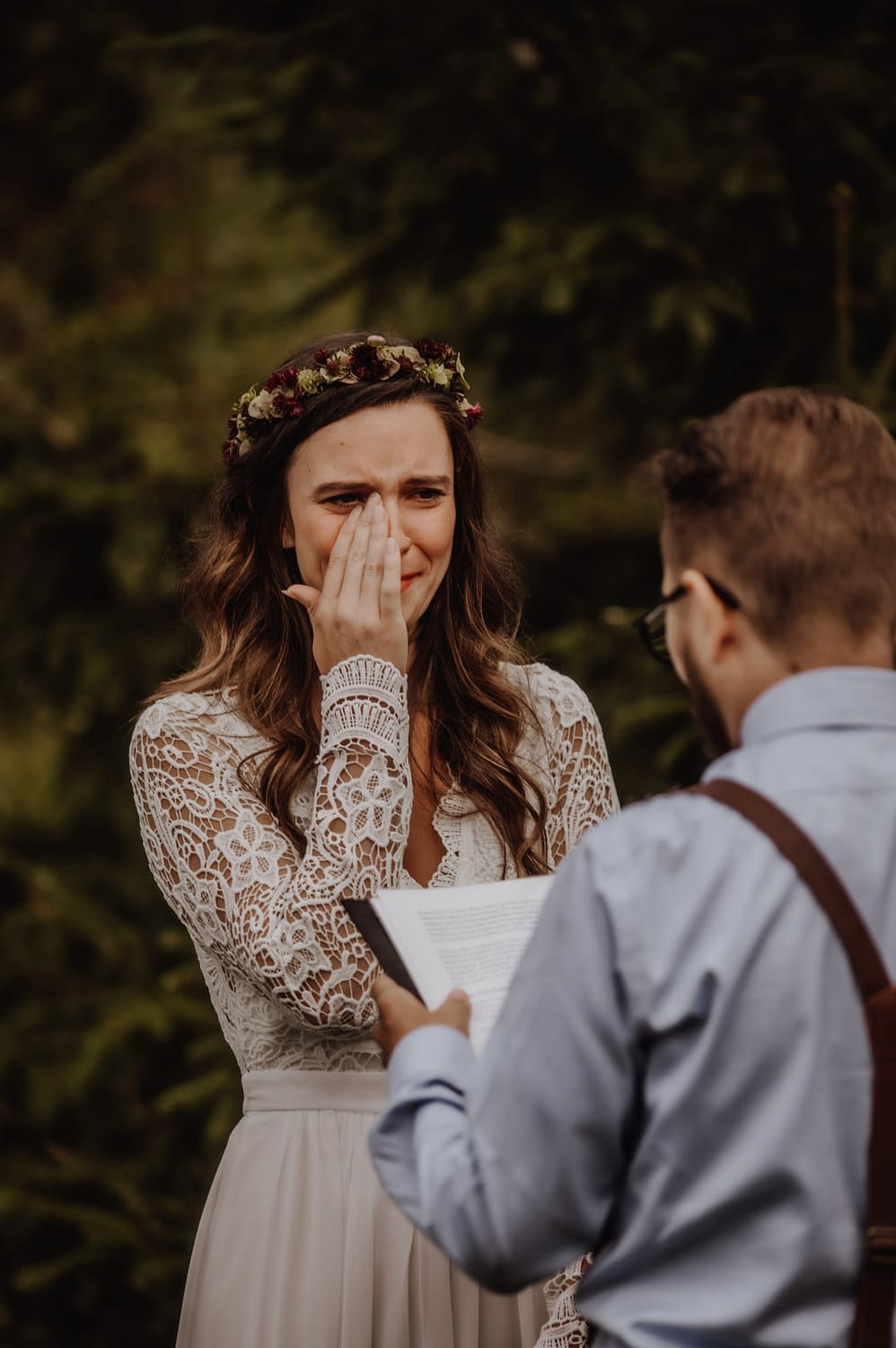 Memories captured in Elopement Package in upstate NY by photographers The Pinckards