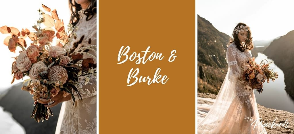 Boston and Burke is one of the best wedding florists in the Adirondacks, based in Warrensburg, NY