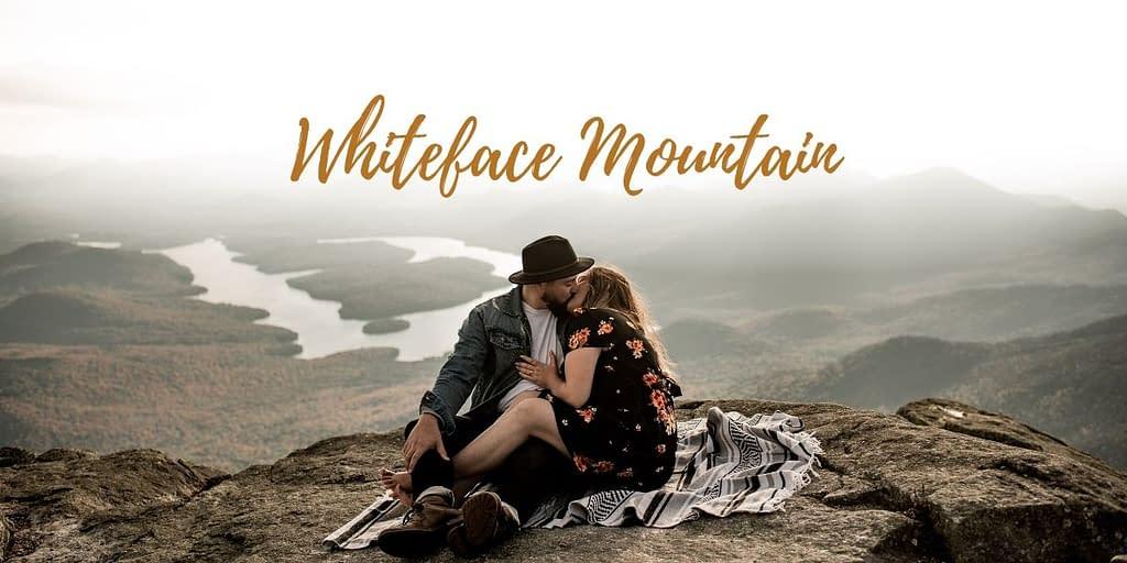 Whiteface Mountain proposal in the Adirondacks.