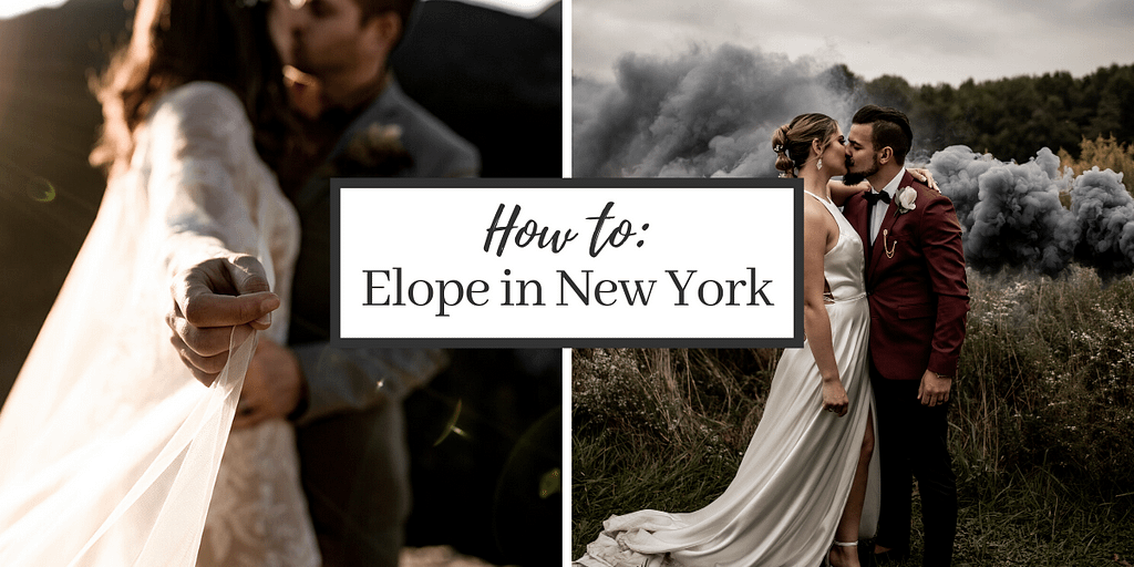How to elope in New York - a step by step guide