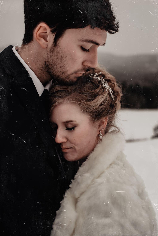 Adirondack wedding photos in Lake Placid NY